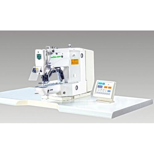 Masina eletronica industriala de cusut cheita Saika Sew SK1900