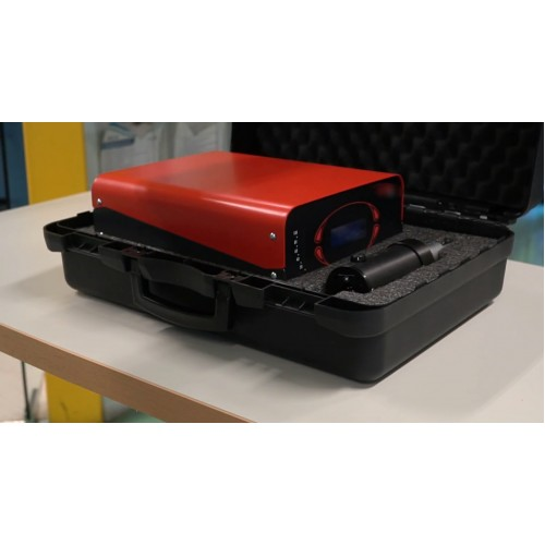 Generator de lipit cu ultrasunete tip pistol