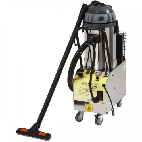 Aspirator profesional cu generator de abur Bieffe Clean Vapor Junior