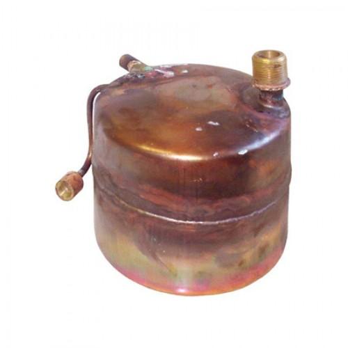 Bazin cupru generator de calcat