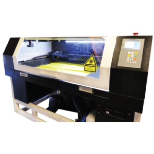 Masina de taiat cu laser si gravura LS450