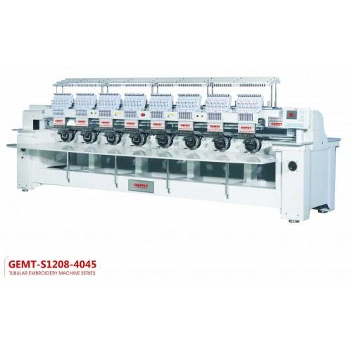 Masina de brodat cu 8 capete pentru sepci GEMT-S1208-4045