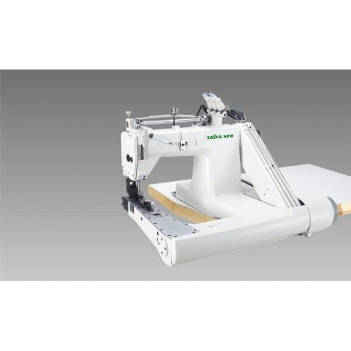 Masina de cusut cu brat pentru blugi/camasi (cusatura frantuzeasca) SK9280D-PL