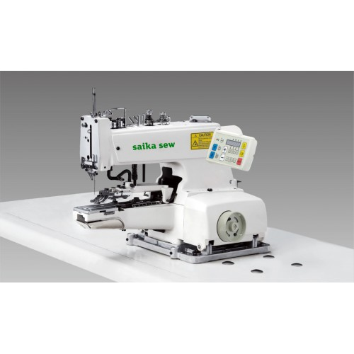 Masina electronica industriala de cusut nasturi Saika Sew SK373D
