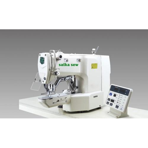 Masina electronica pentru cusut nasturi SK438