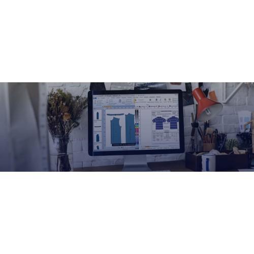 Modele Audaces - software proiectare modele vestimentare
