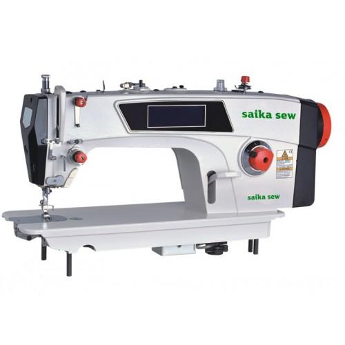 Masina de cusut liniara cu 1 ac prevazuta cu automatizari Saika Sew SK A8-D5