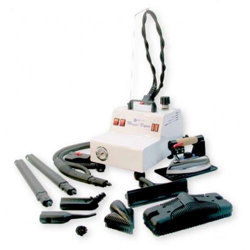 Generator abur Magic Vapor + fier calcat profesional Bieffe