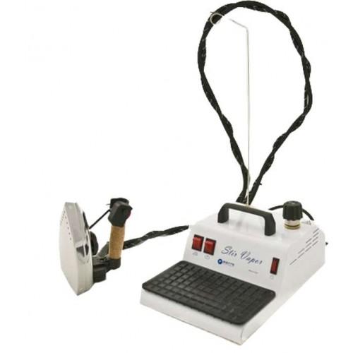 Generator de abur Stir Vapor dotat cu boiler de 1,5 l si fier de calcat profesional Bieffe