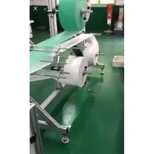 Linie automata de productie masti medicale